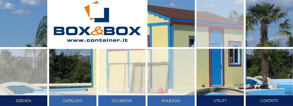 Container usati for Container ufficio usati