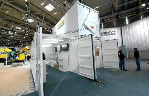 Containers modificati ad uso officine mobili for Mobili officina