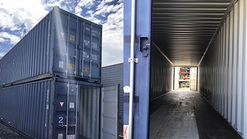 Vendita container noleggio container box box for Box ufficio usato