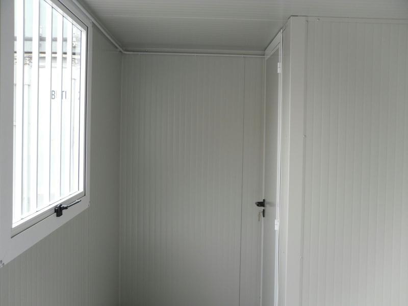 Box Prefabbricato con bagno mt 4,00 - a partire da € 2.699,00