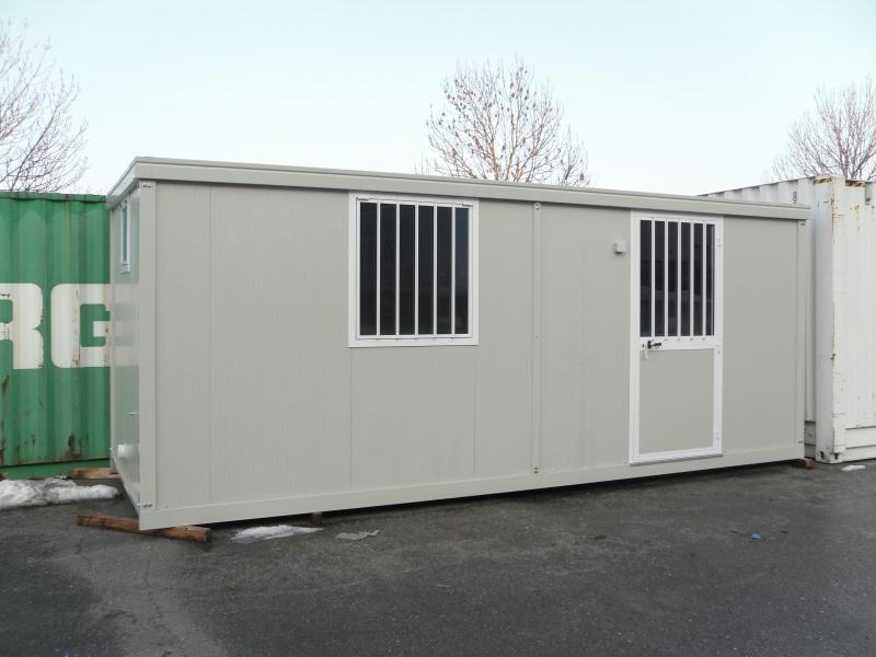 Box Prefabbricato con bagno mt 6,00 - a partire da € 3.100,00