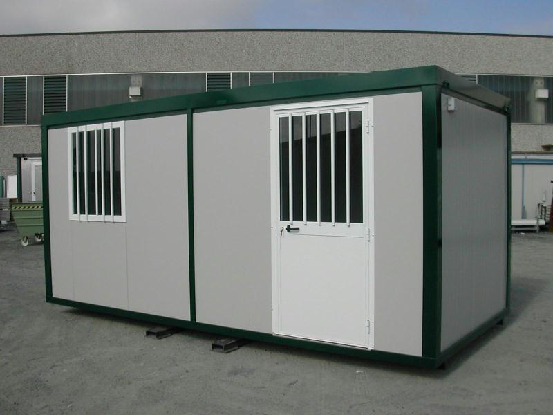 per cantiere/ufficio B&B 15 scopri il prodotto Box Prefabbricato per ...