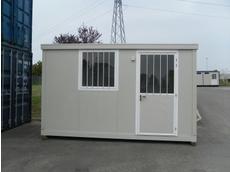 Box prefabbricati in vendita e a noleggio box box for Container ufficio usati
