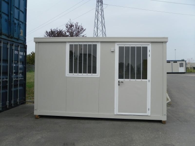 Box prefabbricato per cantiere b b 12 box prefabbricati - Box bagno esterno ...