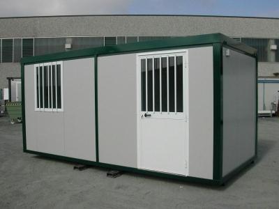 Box prefabbricato per cantiere ufficio b b 15 box prefabbricati box coibentati box metallici - Bagni chimici da cantiere prezzi ...