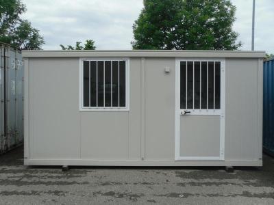 Box Prefabbricato con bagno mt 5,00 - a partire da € 2.899,00 - Box prefabbricati, box ...