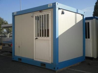 Box prefabbricato wc disabile box prefabbricati box coibentati box metallici box box parma - Casa container prezzo ...