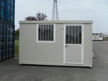 B b 12 baustelle b ro wohncontainer for Mini wohncontainer