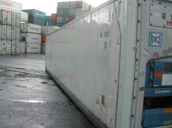Containers marittimi - container marittimo 40' ISO HC REEFER