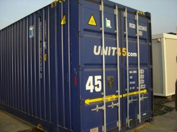 Containers marittimi - container marittimo 45' ISO HC 9'6'