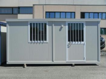 Gabbiotto Per Ufficio : Box prefabbricato per cantiere b&b 12 box prefabbricati box