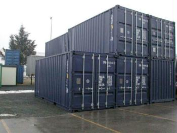 Containers marittimi - container marittimo 20' ISO BOX DRY
